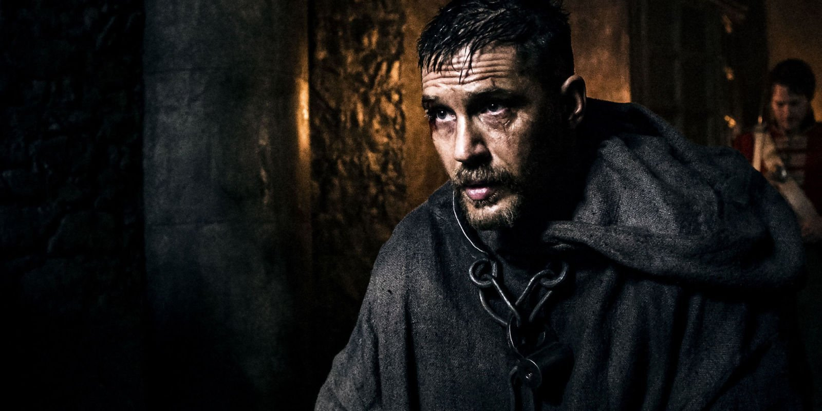 "Tom Hardy excited to be back for ""dark"" and ""dirty"" series ..."