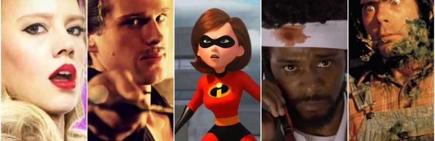 New Blu-ray Releases: 'Incredibles 2', 'Creepshow', 'The Spy Who