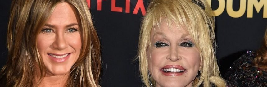 Dolly Parton Reveals Which 'Friends' Star She Would Marry