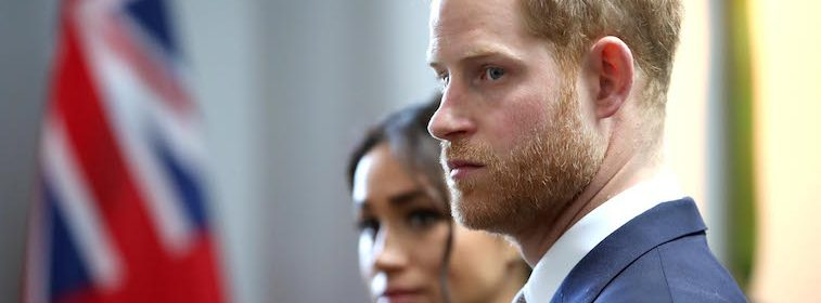 Is Prince Harry Secretly Nervous About Becoming a Father?   Top