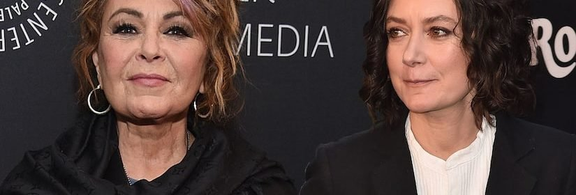 Roseanne Barr Says Sara Gilbert Ruined Her Life as 'Conners' Cast