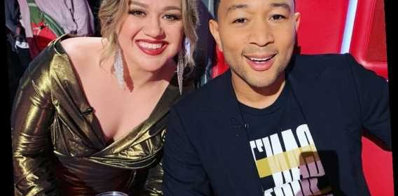 John Legend and Kelly Clarkson Reimagine 'Baby It's Cold Outside' Without Controversial Lyrics ...